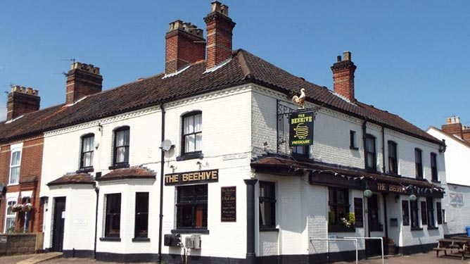 Norwich CAMRA Pub of the Year 2015